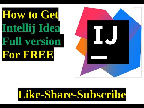 IntelliJ Full Version Free Download - NO MORE CRACK - Installation Steps