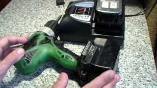 ОБЗОР!!!Аккумуляторный шуруповерт Hitachi DS14DSAL-TL