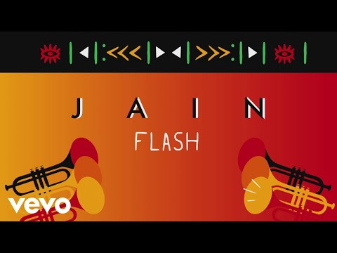 Jain - Flash (Pointe-Noire) (Lyrics Video)