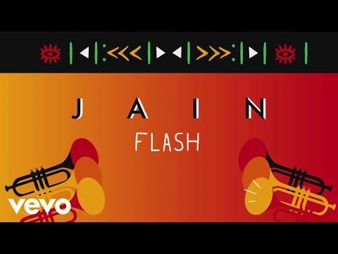 Jain - Flash (Pointe-Noire) (Lyrics Video)