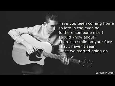 Ryan O'Shaughnessy - Together - Ireland - Eurovision 2018 (With Lyrics)
