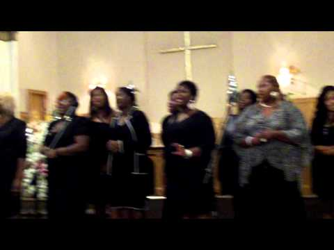 """ On Christ The Solid Rock""  Harrietta Williams and All My Children Memorial Musical"