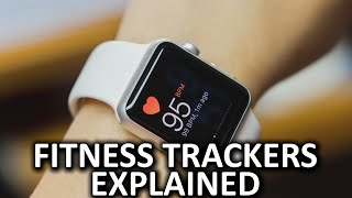 how do fitness trackers work