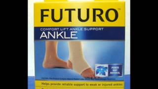 FUTURO Knee support, Ankle Support at very low price in Wellcare Shop, Penang.