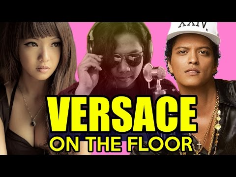VERSACE ON THE FLOOR PARODY by Sir Rex, Mas Gwapo Pa Ako