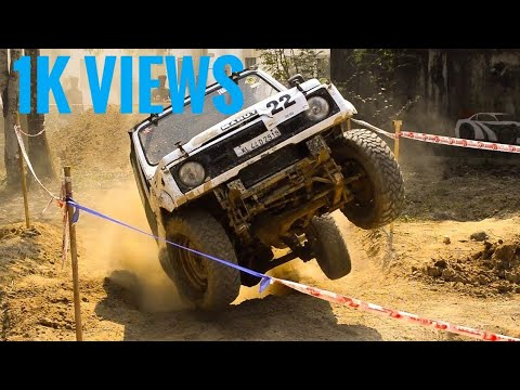 SNGIST collage SUNG RASH 2018 4x4 off road race