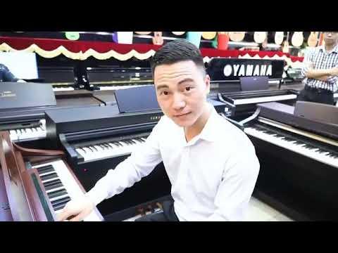 Review Piano Yamaha - CLP330