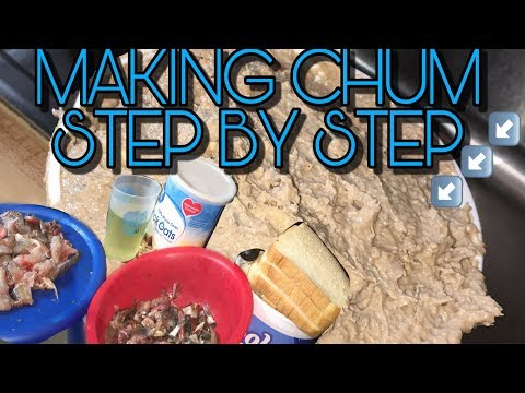 How To Make Fish Chum For Saltwater Fishing