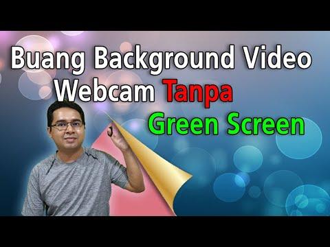 TUTORIAL cara mengubah background video menggunakan KineMaster.