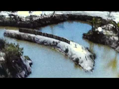 Pirates World Florida Amusement Theme Park 1967 Vintage Super 8 Vacation Film Footage
