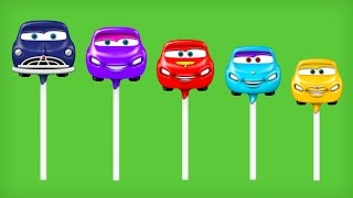 The Finger Family Cars Family Nursery Rhyme | Cars Finger Family Songs