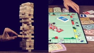 Repeat youtube video 31 Amazing Feelings In Board Games