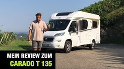2020 Carado T 135 (120 PS) 🏕 Wohnmobil Reise-Test | Fahrbericht | FULL Review | POV-Drive | Camping