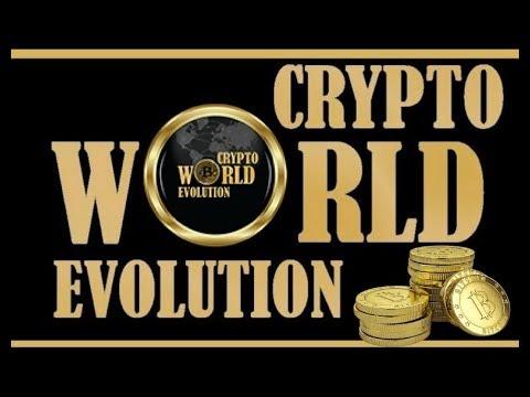 план выплат (маркетинг план) crypto world evolution Украина, Россия, Молдова, Беларусь