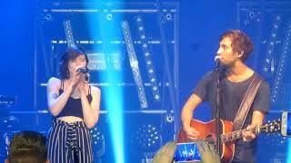 Max Giesinger ft. Madeline Juno - Ins Blaue @ Oberrheinhalle Offenburg