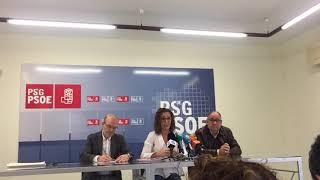 """Noela Blanco: """"Non me corresponde facer ningún tipo de valoración pública ao respecto"""""""