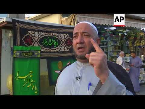 Iraqis Celebrate Start Of Islamic New Year