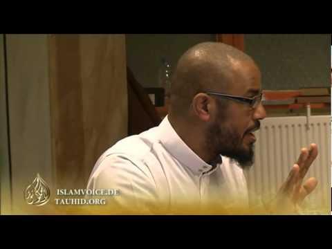 Vortrag über Den Wahren Jihad (Abu Jibril)