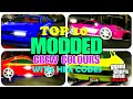 *TOP 10 MOD COLOURS* MODDED CREW COLOURS WITH HEX CODES / GTA 5 ONLINE NEW 2018