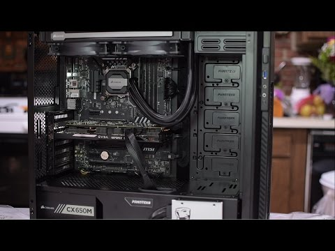 Gaming/Editing Computer Build 2016 (Phanteks Enthoo PRO M/i7 6700k)