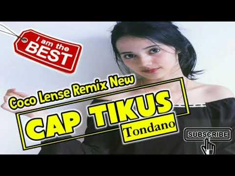 LAGU DJ COCOLENSE  REMIX BITUNG °CAP TIKUS TONDANO° FULL
