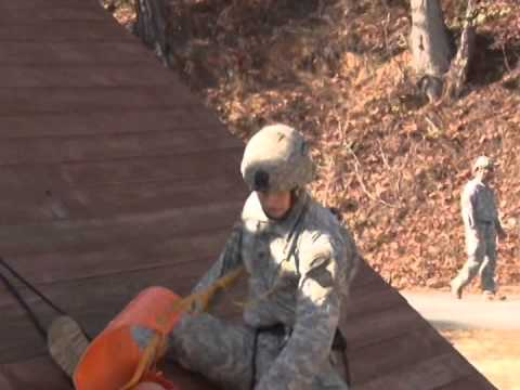 Army National Guard Holds Best Ranger Tryouts on Fort Benning