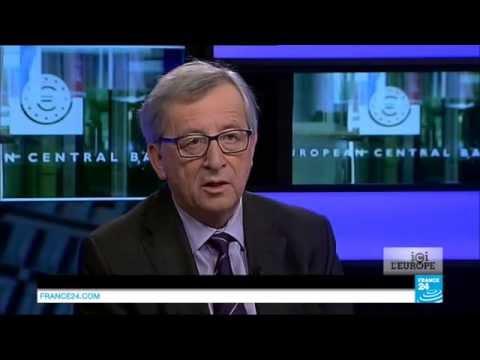 Exclusif : Entretien avec Jean-Claude Juncker, président de la Commission européenne