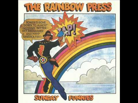 Rainbow Press ‎– As I Went Out One Morning ( 1969, Psych Pop, USA )