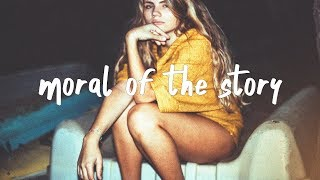 Ashe - Moral Of The Story (Lyric Video)