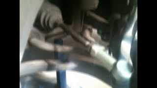 Worn Out Inner Tie Rod - Steering Pop Noise - Mitsubishi Legnum