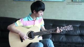 Jason Mraz) 93 Million Miles   Sungha Jung Acoustic Tabs Guitar Pro 6