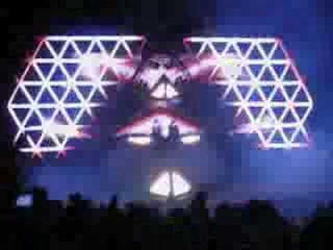 Daft Punk, Live @ Red Rocks, Denver, July 31st 2007