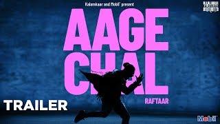 Gambar cover AAGE CHAL - RAFTAAR | TEASER #AageChal