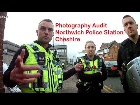 Photography Audit - Northwich Police Station - November 2018