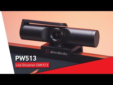AVerMedia Live Streamer CAM 513 (PW513) Tutorial - CamEngine