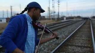 Violinist 'Humble G tha Fiddla' playing 2pac, Biggie and a medley of No.1 hits