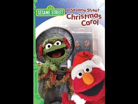 A Sesame Street Christmas Carol.Opening To Sesame Street A Sesame Street Christmas Carol 2006 Vhs