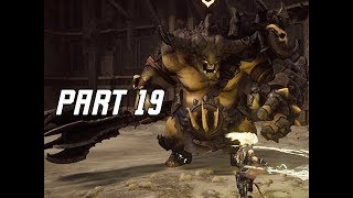 DARKSIDERS 3 Walkthrough Gameplay Part 19 -  (Let's Play Commentary)