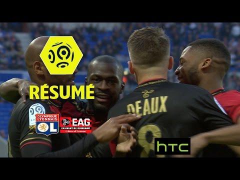 Olympique Lyonnais - EA Guingamp (1-3)  - Résumé - (OL - EAG) / 2016-17