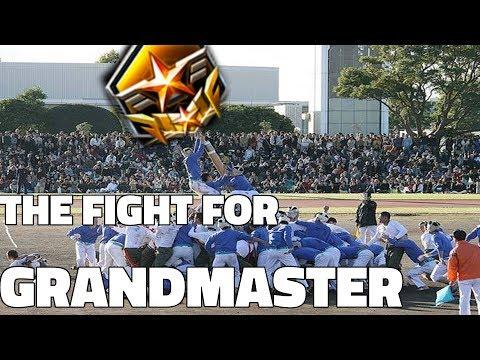 The Fight For Grandmaster