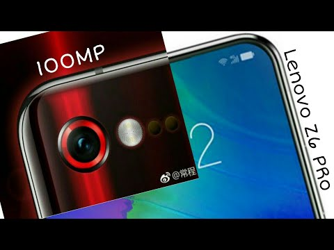 100MP Camera Phone 🔥🔥 Lenovo Z6 Pro Official First look | #5G | Launch Date | SD 855 | price