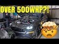 2018 Mustang GT with Headers/Intake/E85 *Shocking Dyno Results*