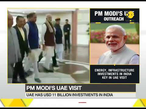 PM Modi's UAE visit; Indian PM to discuss infrastructural projects