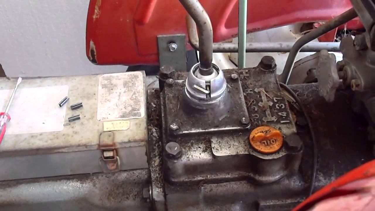 ym2000 shift lever fix