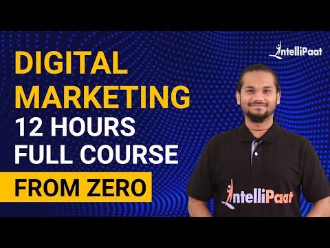 Digital Marketing Course | Digital Marketing Tutorial for Beginners | Intellipaat