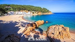 Playa Tamariu, Palafrugell, Spain