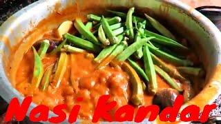 Nasi Kandar Penang, Malaysia // What Happens Inside  A Nasi Ka…