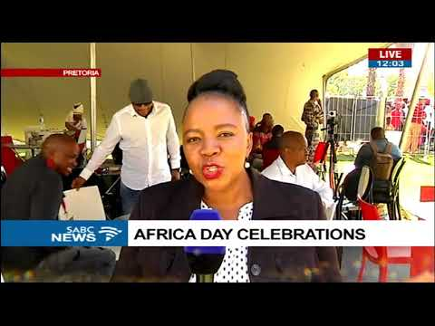 Africa Day celebration in Tshwane