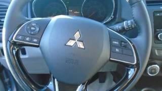2017 Mitsubishi Outlander Sport 2.0 ES