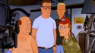 Dale Gribble: Placeeboo...I think it